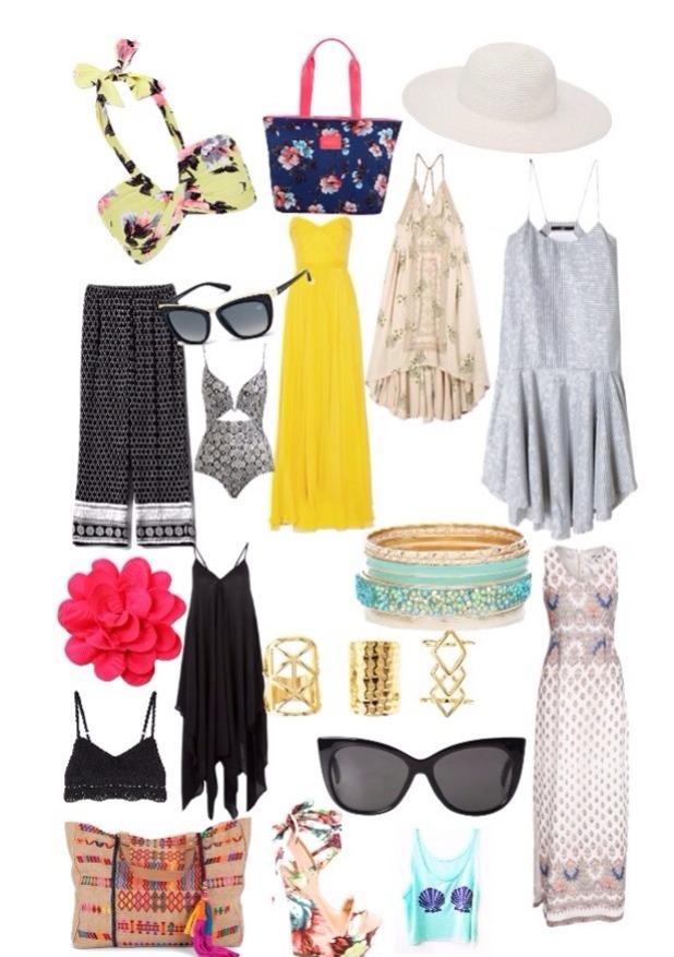 Brooke Vincent's holiday essentials - 29 April 2015.