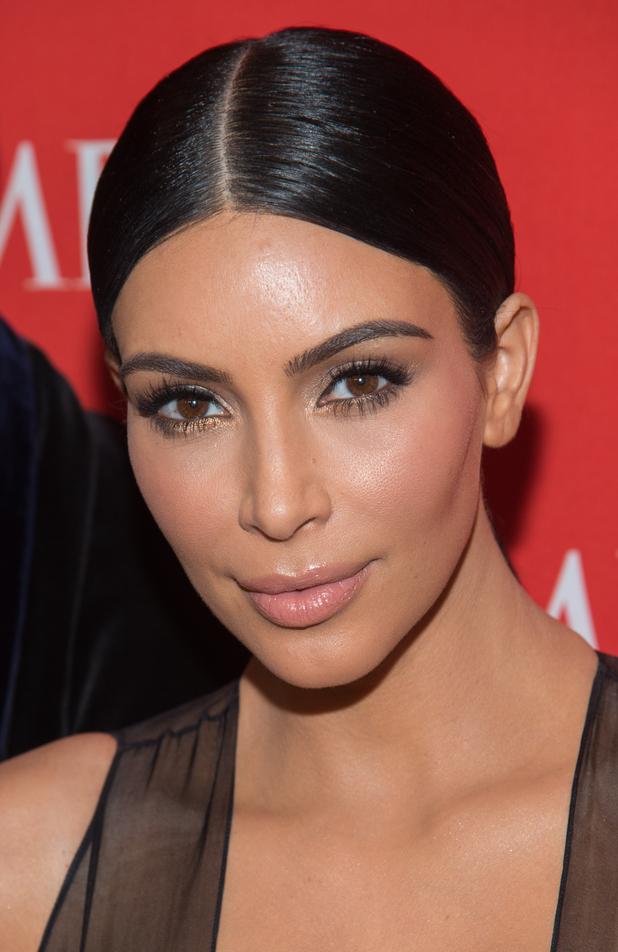 Kim Kardashian West at the Time 100 Gala 21 april