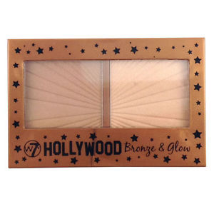 W7 hollywood bronze and glow duo