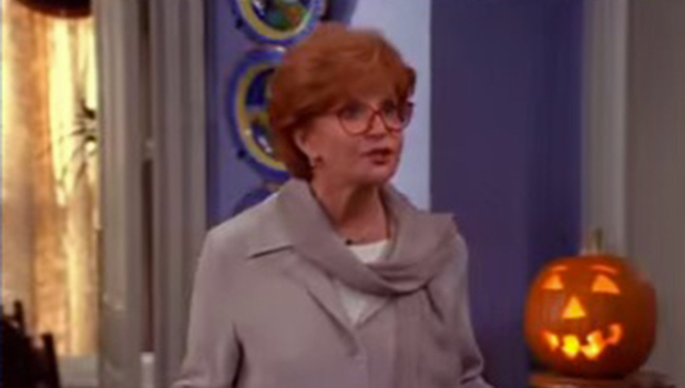 Sabrina The Teenage Witch: Sally Jesse Raphael