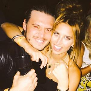 Ferne McCann and Charlie Sims party together in Essex - 6 May 2015.