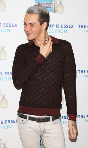 The Only Way is Essex's Bobby Norris at the launch of The Only Way is Marbs fragrance - 6 May 2015.