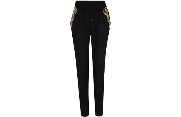 George at asda tapered trousers with embellishment