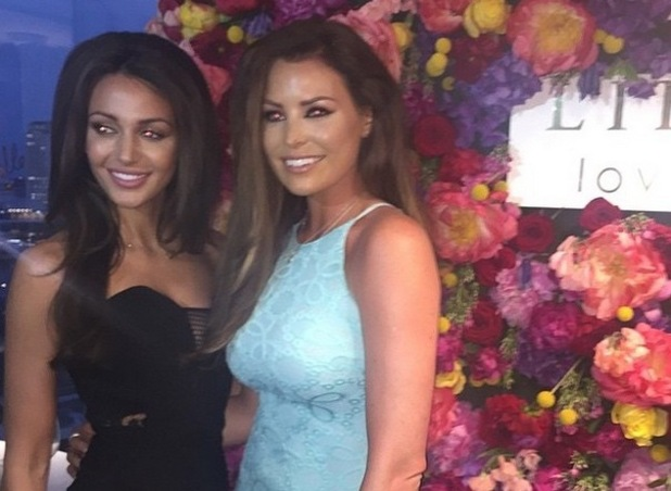 Jessica Wright and Michelle Keegan at Lipsy London Launch, London 7 May