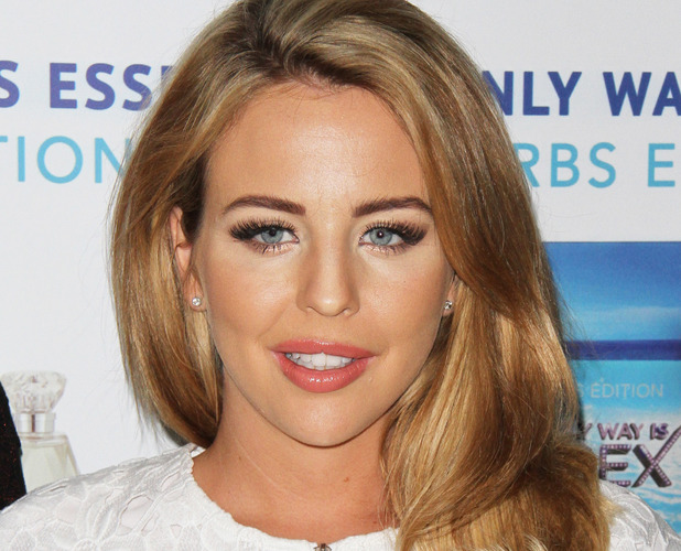 Lydia Bright at the The Only Way Is Essex Marbs Edition Fragrance Launch in London on the 8th May 2015