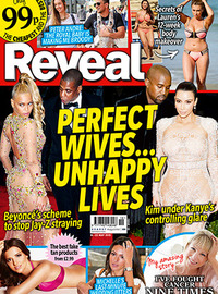 Reveal magazine, issue 19, cover 2015