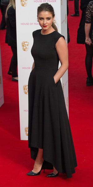 The House of Fraser British Academy Television Awards 2015, Drury Lane, London 10 May