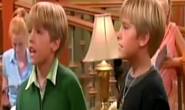 Dylan and Cole Sprouse, The Suite Life of Zack and Cody, Disney Channel