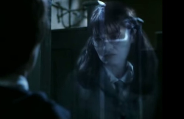 Moaning Myrtle in Harry Potter - film still