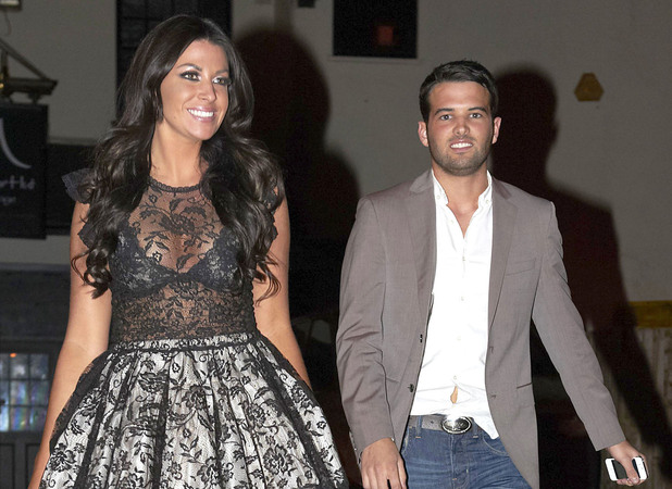 Cara Kilbey and Ricky Rayment, 2012