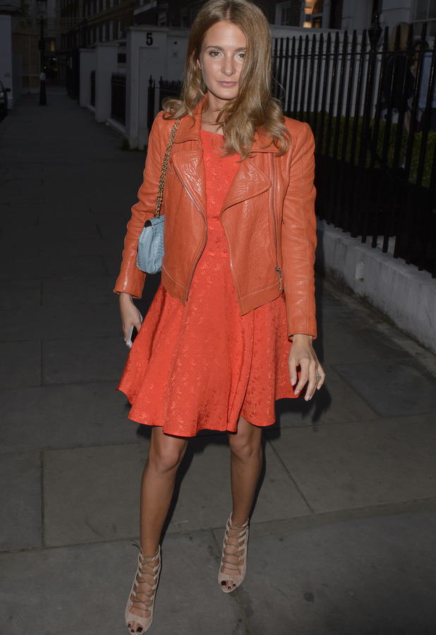 Millie Mackintosh at the Don Perignon closing party in London 14th May 2015