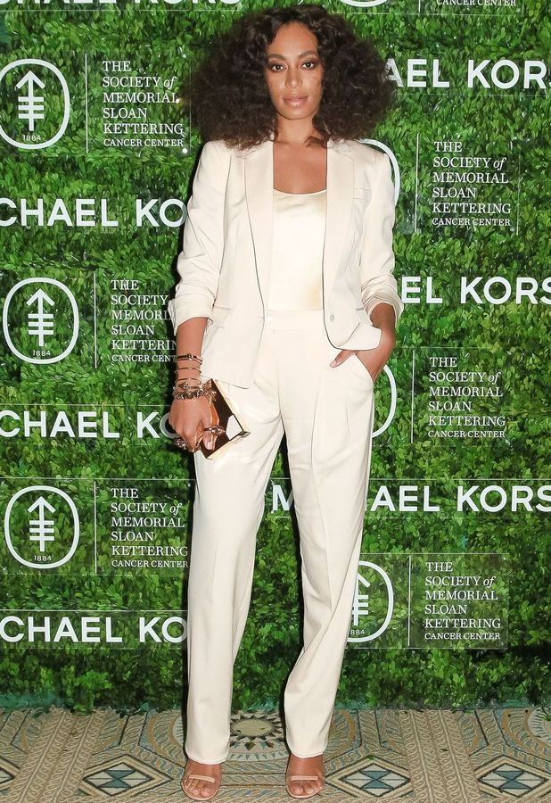 Solange Knowles at the 8th Annual Spring Ball in New York 12th May 2015