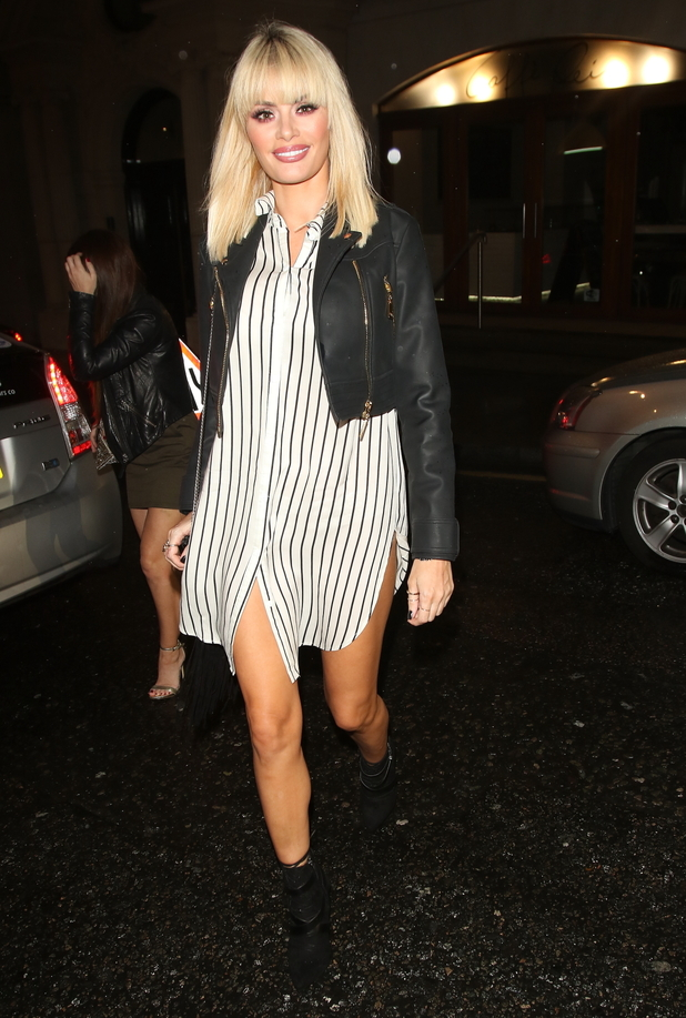 TOWIE's Chloe Sims at the Fancy Kids launch party at Mayfair Design Studio - 14 May 2015.