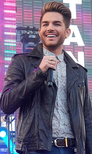 Singer Adam Lambert at the 102.7 KIIS FM's Wango Tango concert at StubHub Center on May 9, 2015 in Los Angeles, California. (Photo by Gregg DeGuire/WireImage)