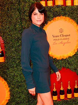 Selma Blair Third Annual Veuve Clicquot Polo Classic - arrivals at Will Rogers State Historic Park Pacific Palisades, California - 06.10.12
