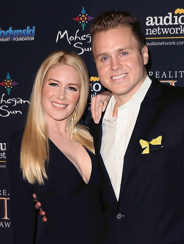 3rd Annual Reality TV Awards, Los Angeles, America - 13 May 2015 Heidi Montag & Spencer Pratt
