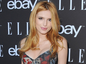 Bella Thorne wows in dressy co-ords at awards show in Hollywood!