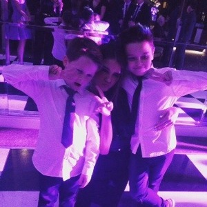 Brooke Vincent blog: Brooke with Little Ant and Dec 20 May