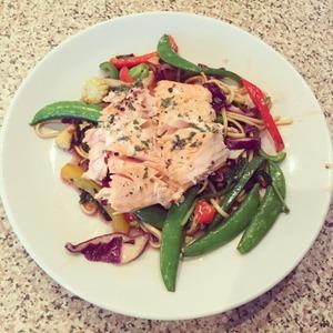 Holly Hagan Body Bible Blog: Day 22 dinner