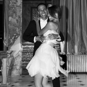 Rochelle Humes and Marvin wedding day, Instagram March