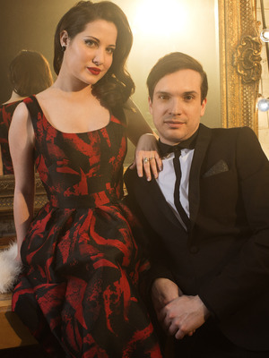Eurovision Song Contest, Electro Velvet, Sat 23 May
