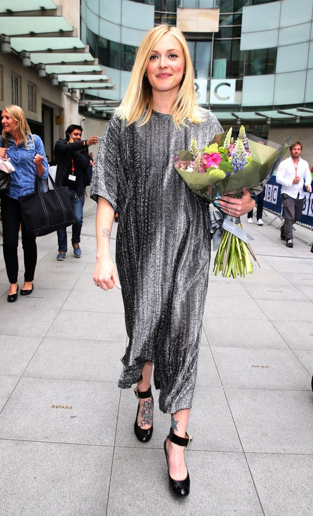Fearne Cotton last day at BBC Radio 1, London, Britain , 22nd May 2015