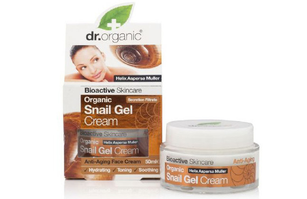 Dr. Organic Snail Gel Cream £19.99, 21st May 2015