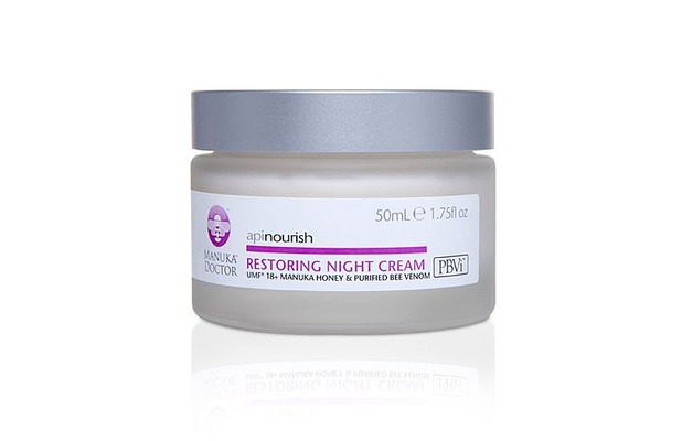 Manuka Doctor ApiNourish Restoring Night Cream £24.99, 21st May 2015