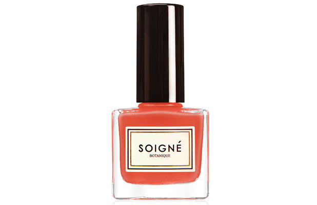 Soigne nail colour in Persimmon, £11, 22nd May 2015