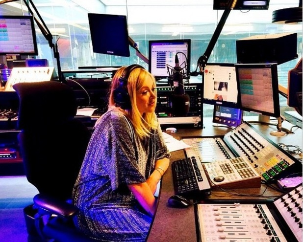Fearne Cotton posts from her final day at Radio 1, 22nd May 2015