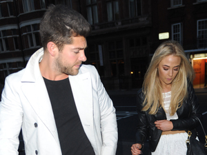 MIC stars Alex Mytton and Nicola Hughes coordinate at wrap party