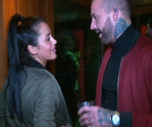 Aaron Chalmers and Marnie Simpson, Geordie Shore, Series 10, Episode 8 26 May