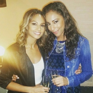 Alesha Dixon reunites with Mis-Teeq bandmate Su-Elise Nash, Instagram 27 May
