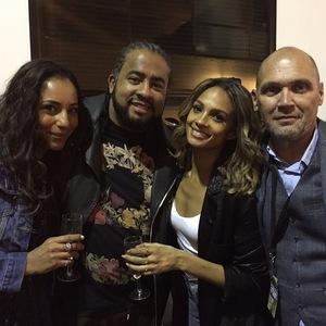 Alesha Dixon reunites with Mis-Teeq bandmate Su-Elise 27 May