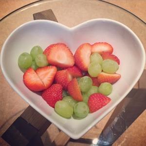 Holly Hagan Body Bible Blog: Day 23 snack