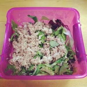 Holly Hagan Body Bible Blog: Day 24 lunch