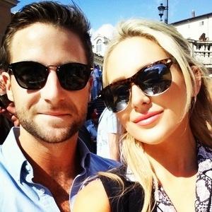 Stephanie Pratt and Josh Shepherd in Rome, Instagram 26 May