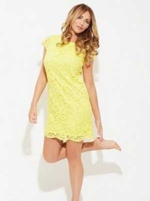 Amy Childs Official 'Sunshine' shift dress, Summer collection 2015
