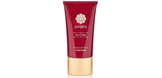 Janjira Pomegranate and Acai Face Mask, £39, 26th May 2015