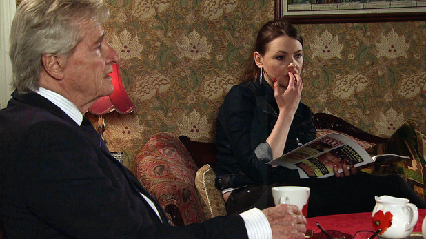Corrie, Tracy feels guilty, Fri 29 May