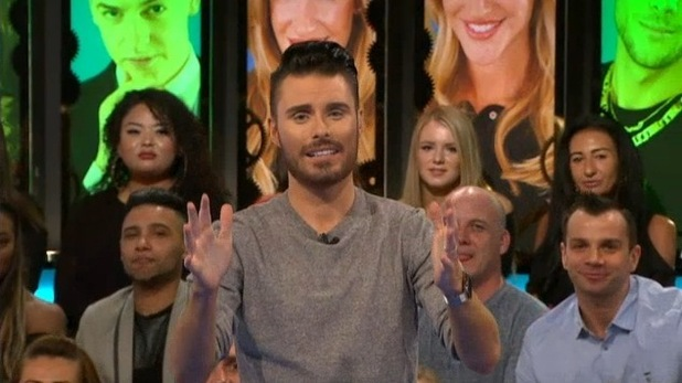 Rylan Clark reveals nominations twist on Big Brother's Bit On The Side, Channel 5 27 May