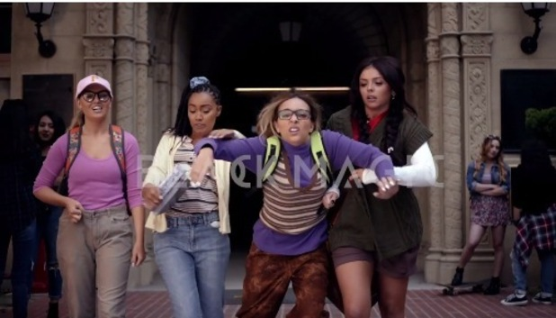 Little Mix 'Black Magic' teaser is released, screenshot, 27th May 2015