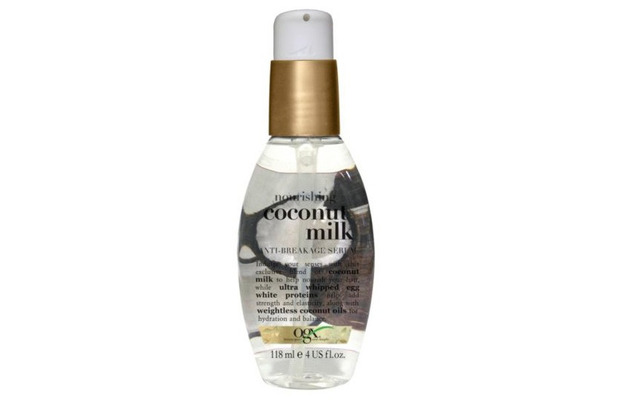OGX Coconut nourishing serum £6.99, 27th May 2015