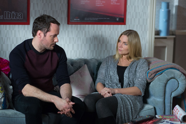 EastEnders, Charlie confronts Ronnie, Fri 29 May