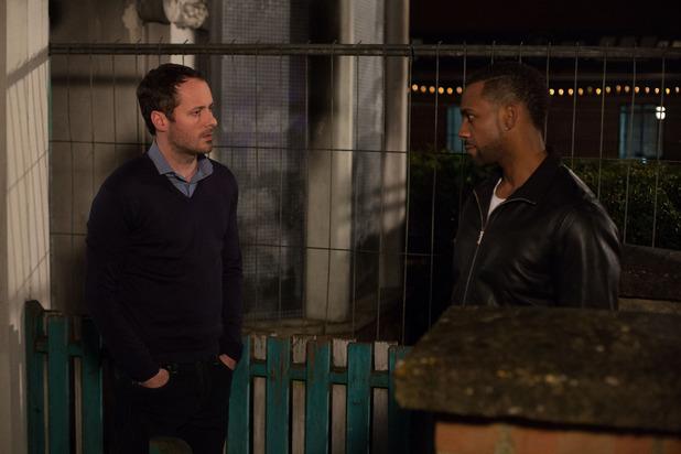 EastEnders, Vincent tells Charlie, Thu 28 May
