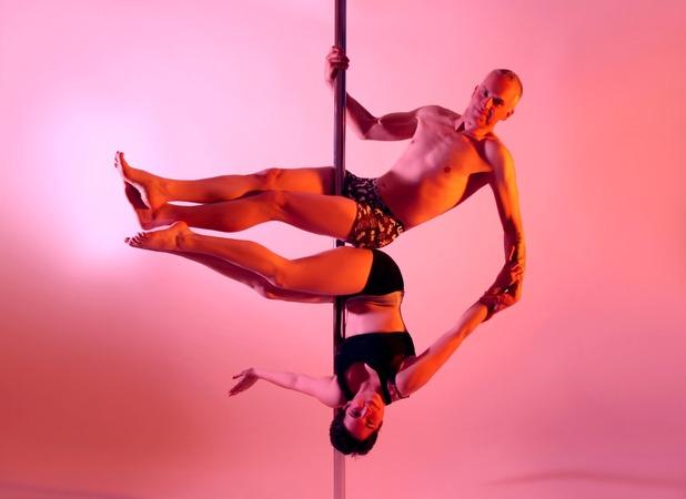 Hazel Roberts, Dad is my pole dancing partner