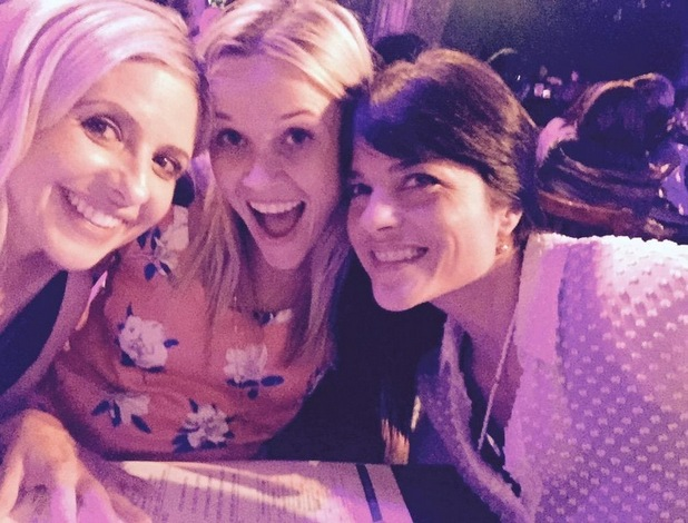 Cruel Intentions stars Reese Witherspoon, Selma Blair, Sarah Michelle Gellar reunite after 16 years, 29th May 2015