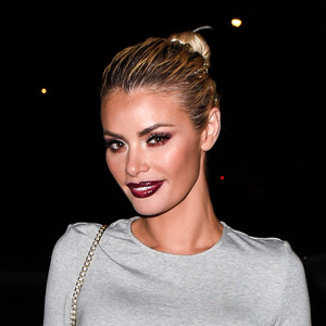 TOWIE's Chloe Sims on a night out in Marbella/Marbs 4th June 2015