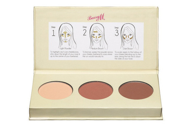 Barry M Contouring Kit, £6.49 2nd June 2015
