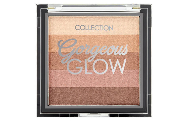 COLLECTION Shimmer block in Bronze £2.99, 1st June 2015